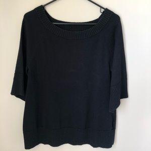 Gap Kimono Cashmere Blend Sweater